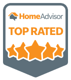 A+ - Home Advisor - Top Rated